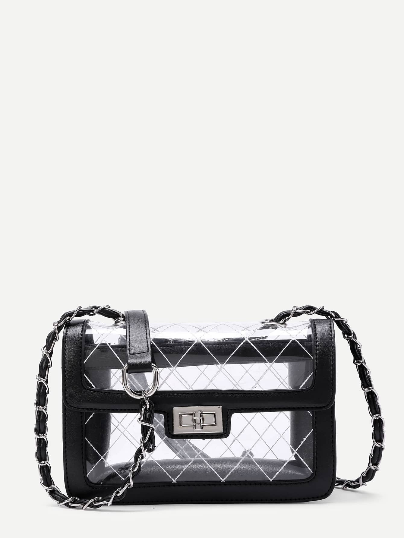 Модная кожаная сумка