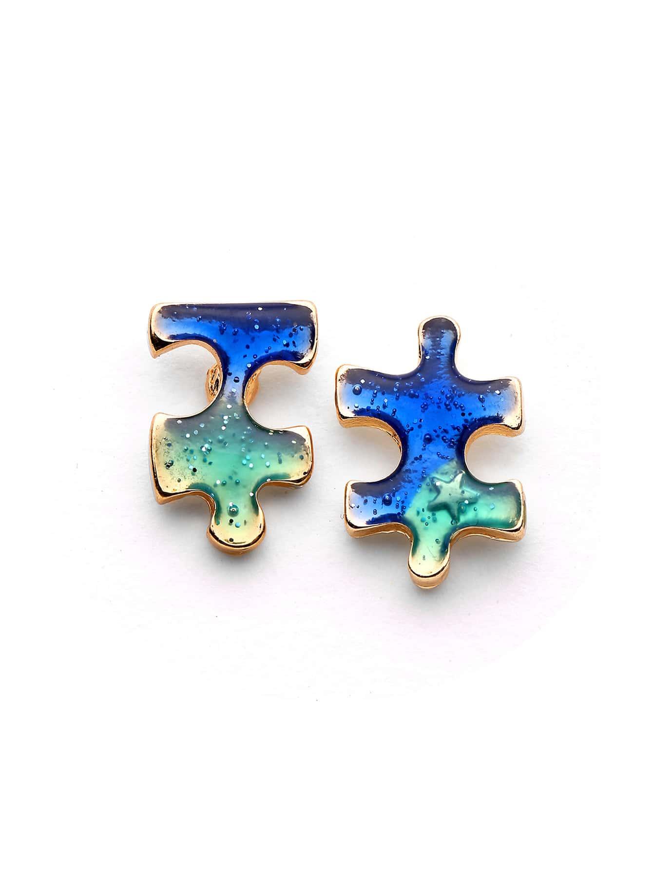 Фото Galaxy Design Stud Earrings. Купить с доставкой