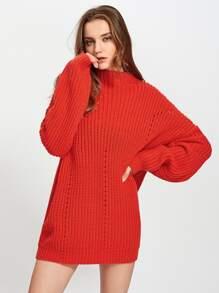 Maglione con maniche lunghe