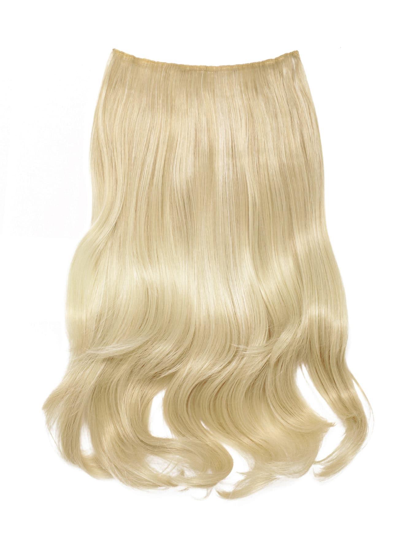 Фото Curly Hair Weft With Clip. Купить с доставкой