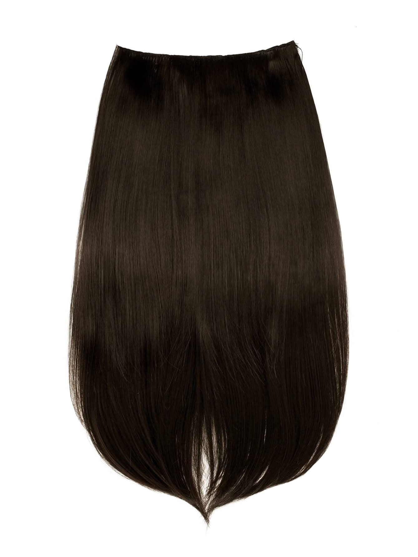 Фото Straight Hair Weft With Clip. Купить с доставкой