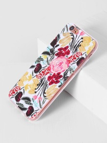 Watercolor Print iPhone Case