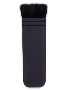 Black Flat Makeup Brushes