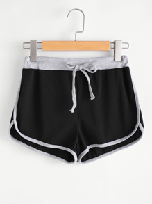 Coulisse Shorts Waist Ringer