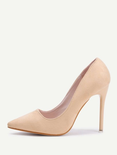 Pointed Toe Stiletto Heels