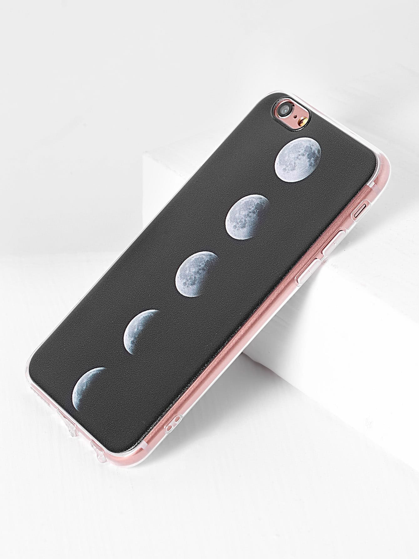 Black Total Solar Eclipse Pattern iPhone Case футболка element city rise ss r total eclipse
