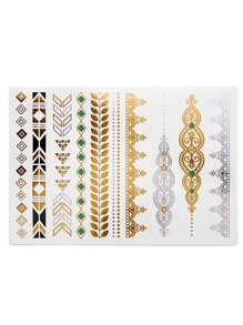 Multi Shaped Design Sticker Set