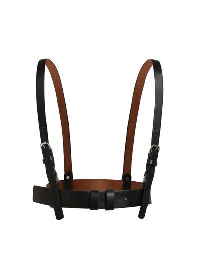 Buckle Detail Harness