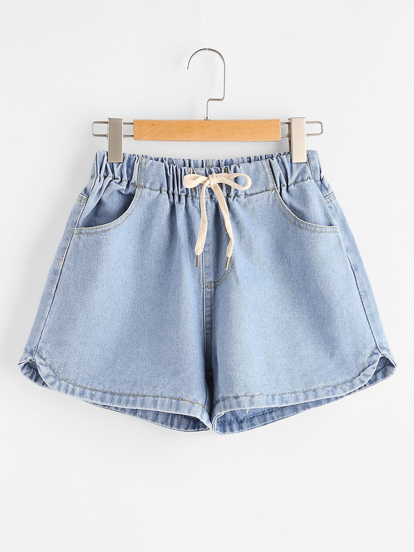 Shop for Single-breasted Stretch of Elastic Thin Denim Shorts Candy Color Hot Pants in WHITE M online at $ and discover other cheap Jeans at sashimicraft.ga Cheapest and Latest women & men fashion site including categories such as dresses, shoes, .