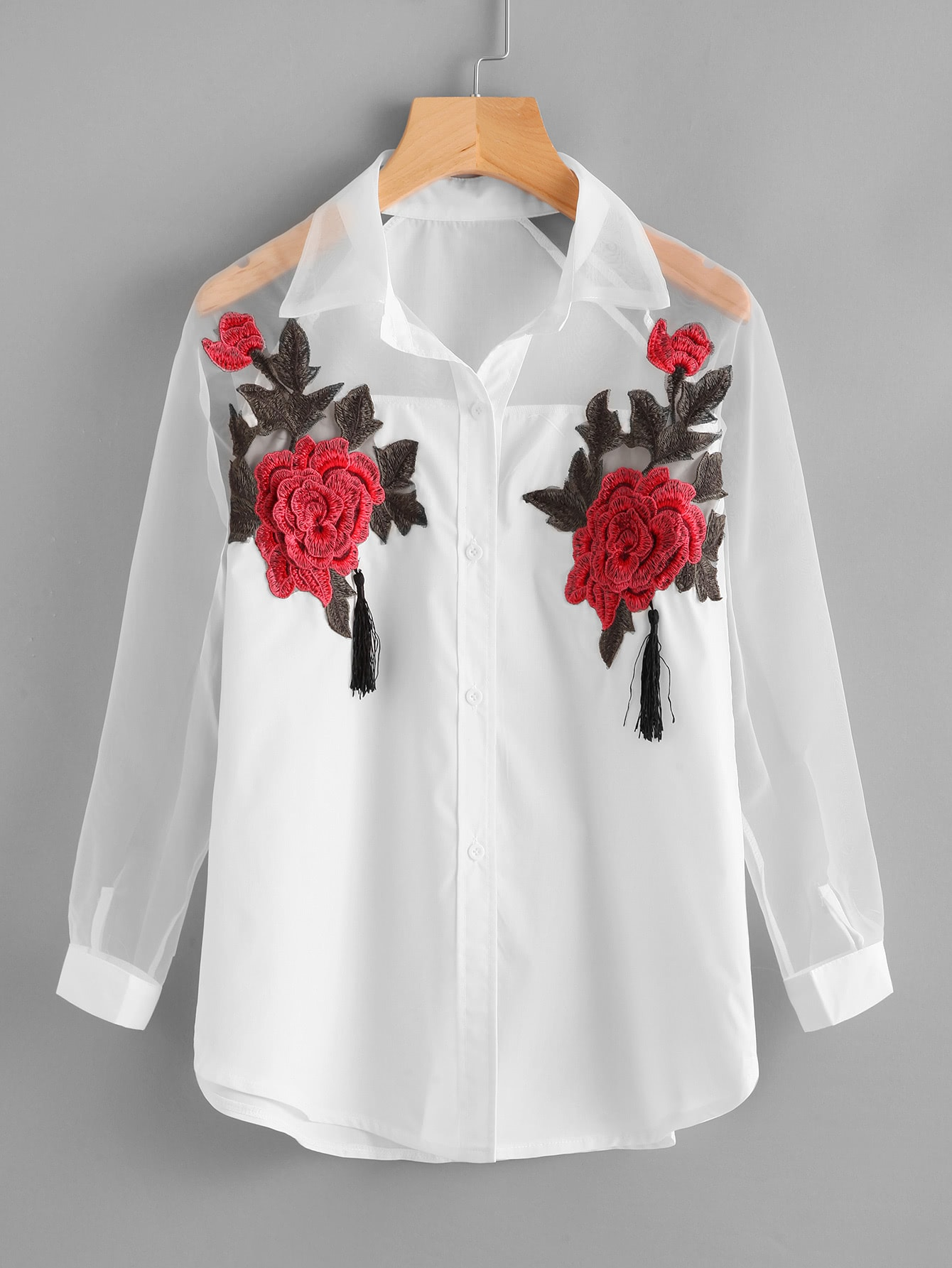 http://it.shein.com/Mesh-Panel-Embroidered-Applique-Shirt-p-373283-cat-1733.html