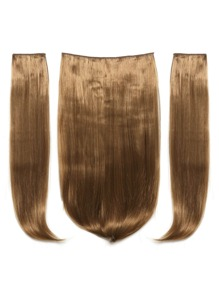 Mix Auburn Clip In Hair Extension 3pcs