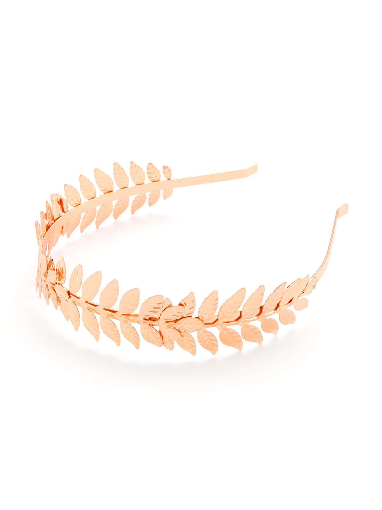 Фото Leaf Decor Headband. Купить с доставкой