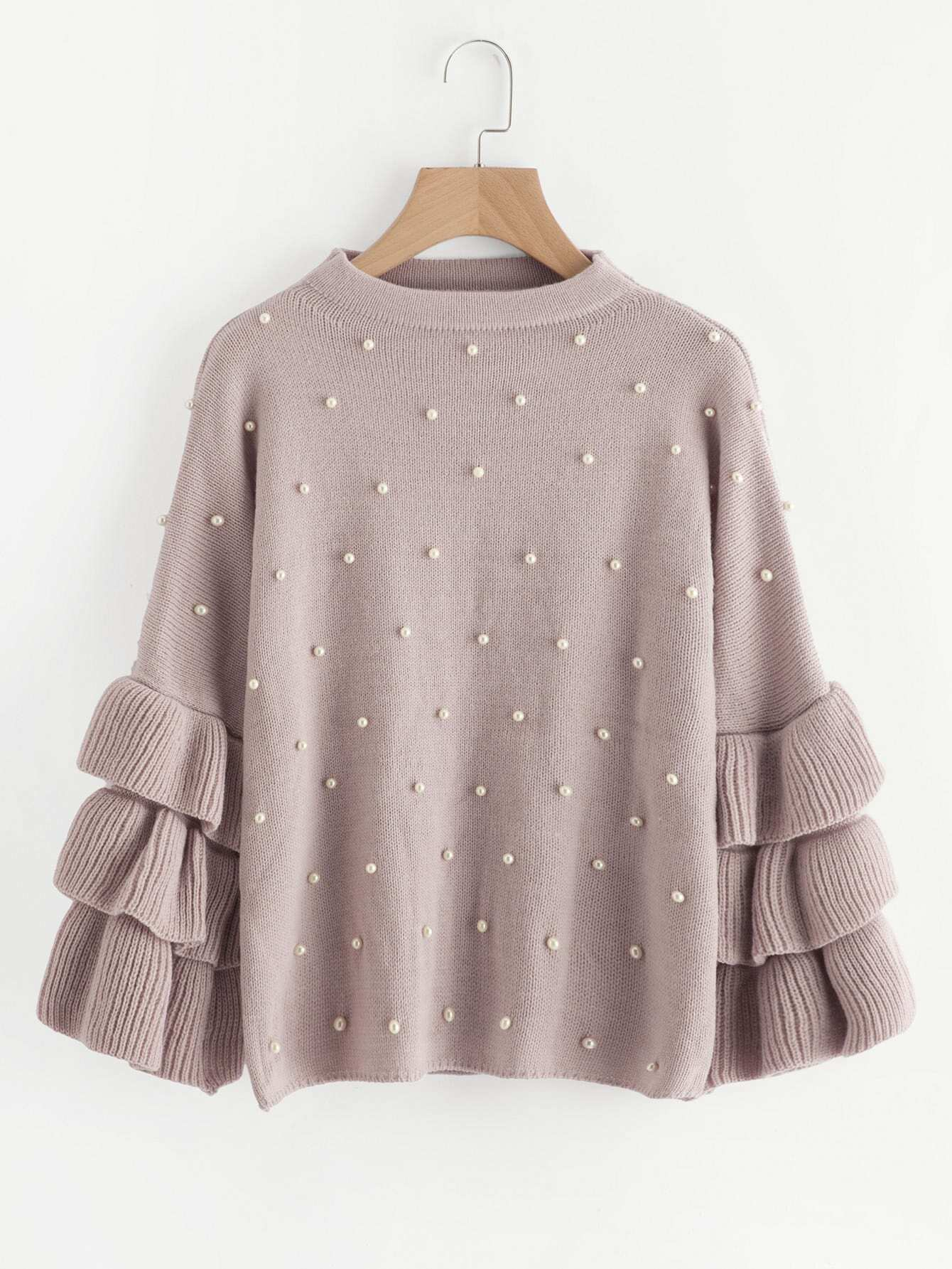 http://it.shein.com/Pearl-Beaded-Layered-Ruffle-Sleeve-Jumper-p-375944-cat-1734.html