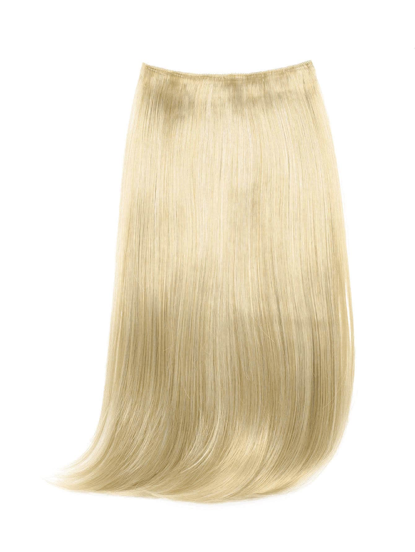 Straight Hair Weft With Clip