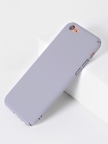 Plain iPhone Case