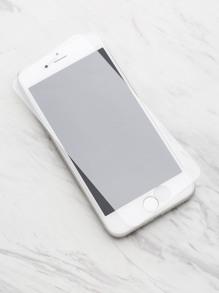 Film protecteur d\'écran en verre trempé pour iPhone