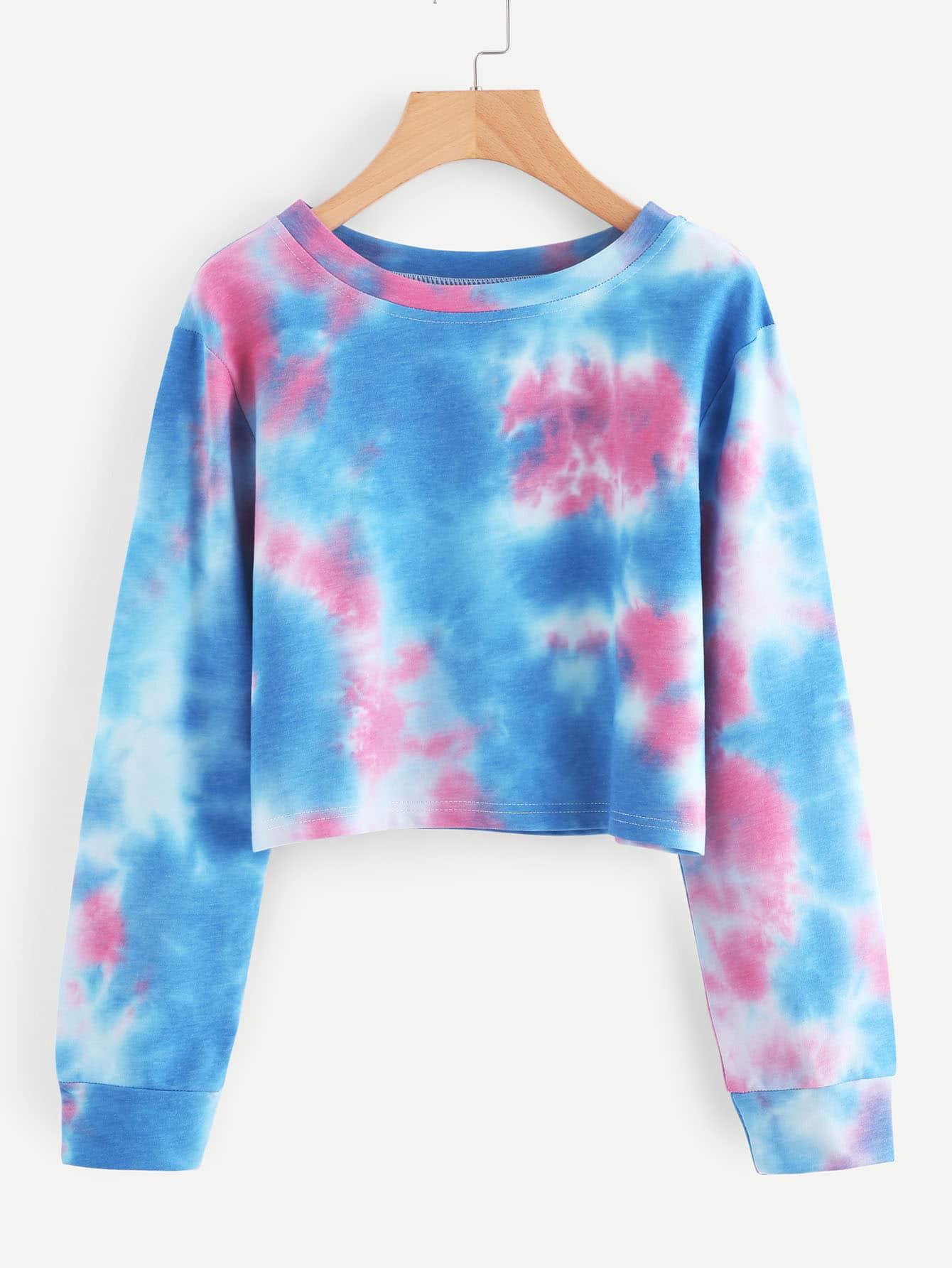 Water Color Sweatshirt