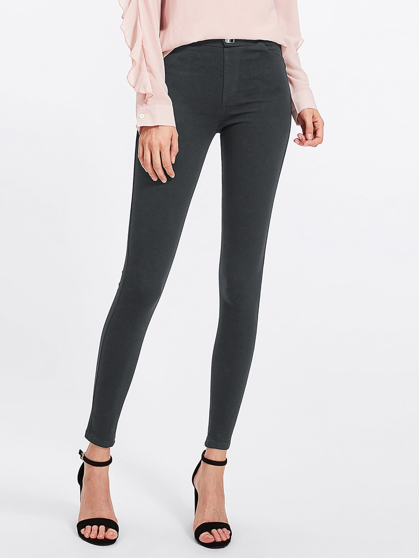 Basic Skinny Jeans basic straight jeans