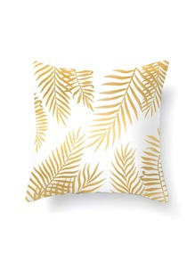Jungle Print Pillowcase Cover