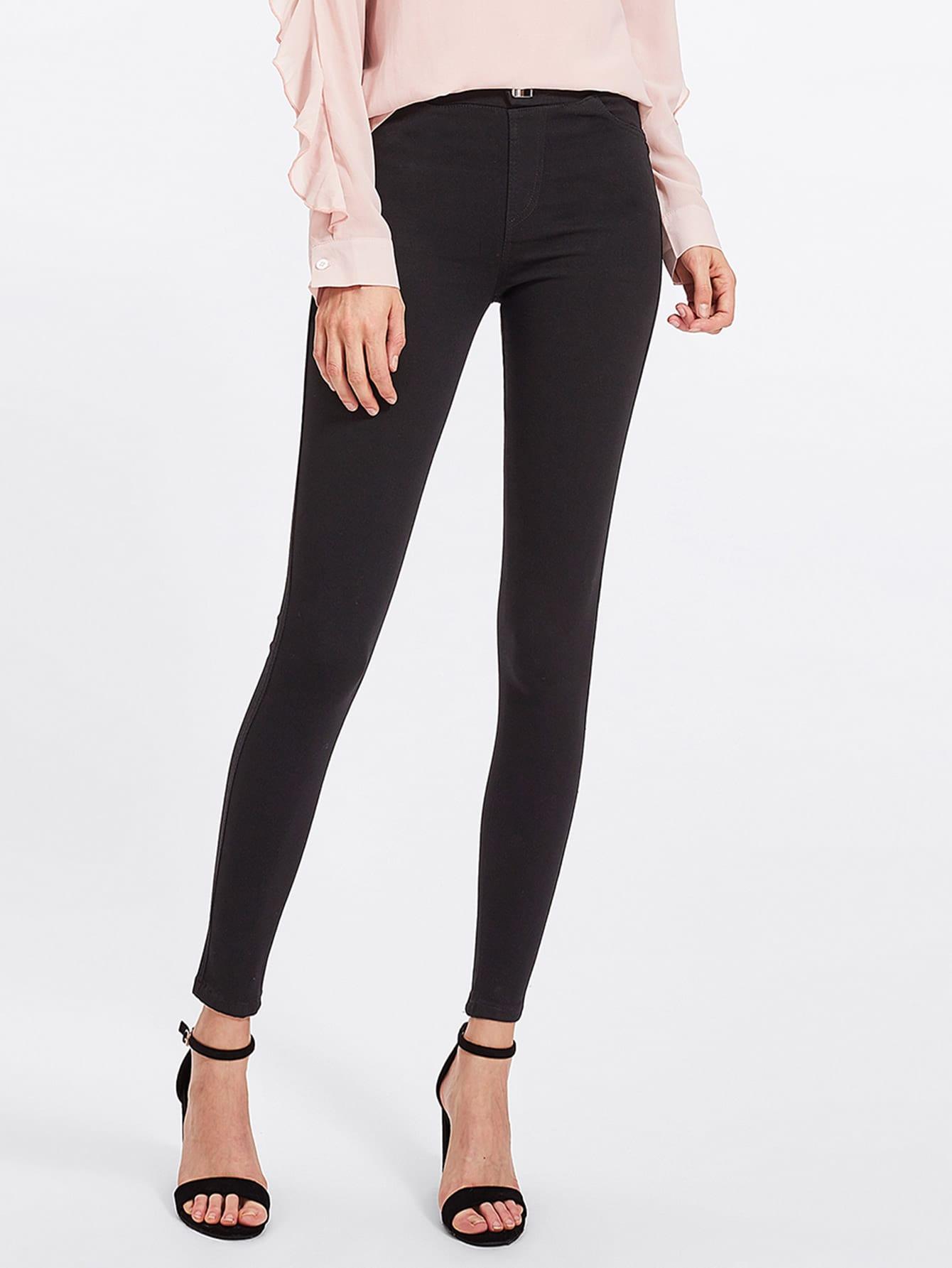Image of Basic Skinny Jeans