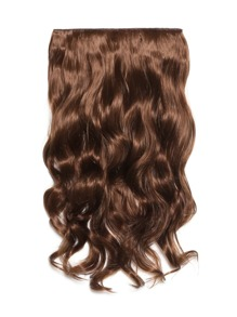 Golden Blonde Clip In Soft Wave Long Hair Extension