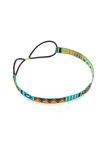 Geometric Woven Headband