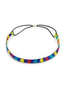 Heart Pattern Headband
