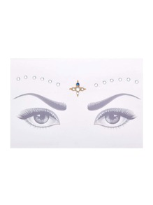 Acrylic Eye Jewel Sticker