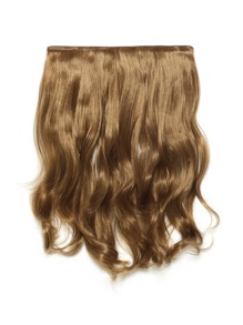 Mix Auburn Clip In Soft Wave Hair Extension