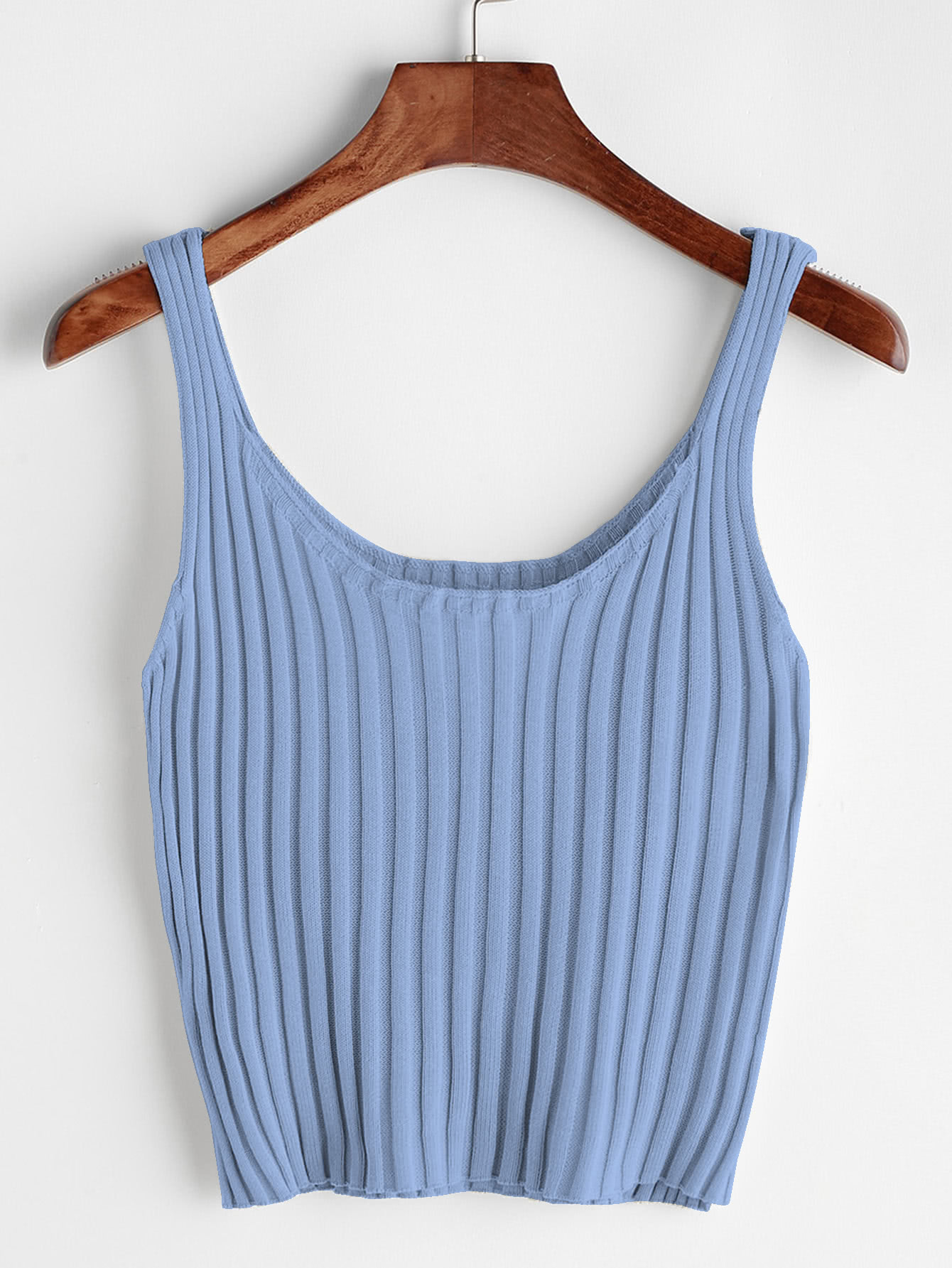 Ribbed Tank Top RVES170804102