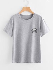 Camiseta con impresión