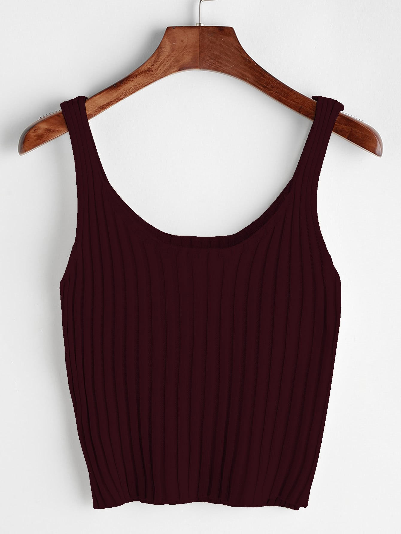 Ribbed Tank Top RVES170804101