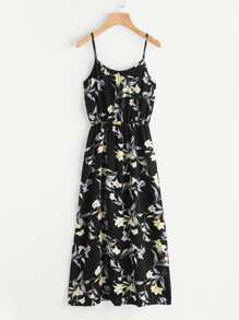 All Over Florals Cami Dress