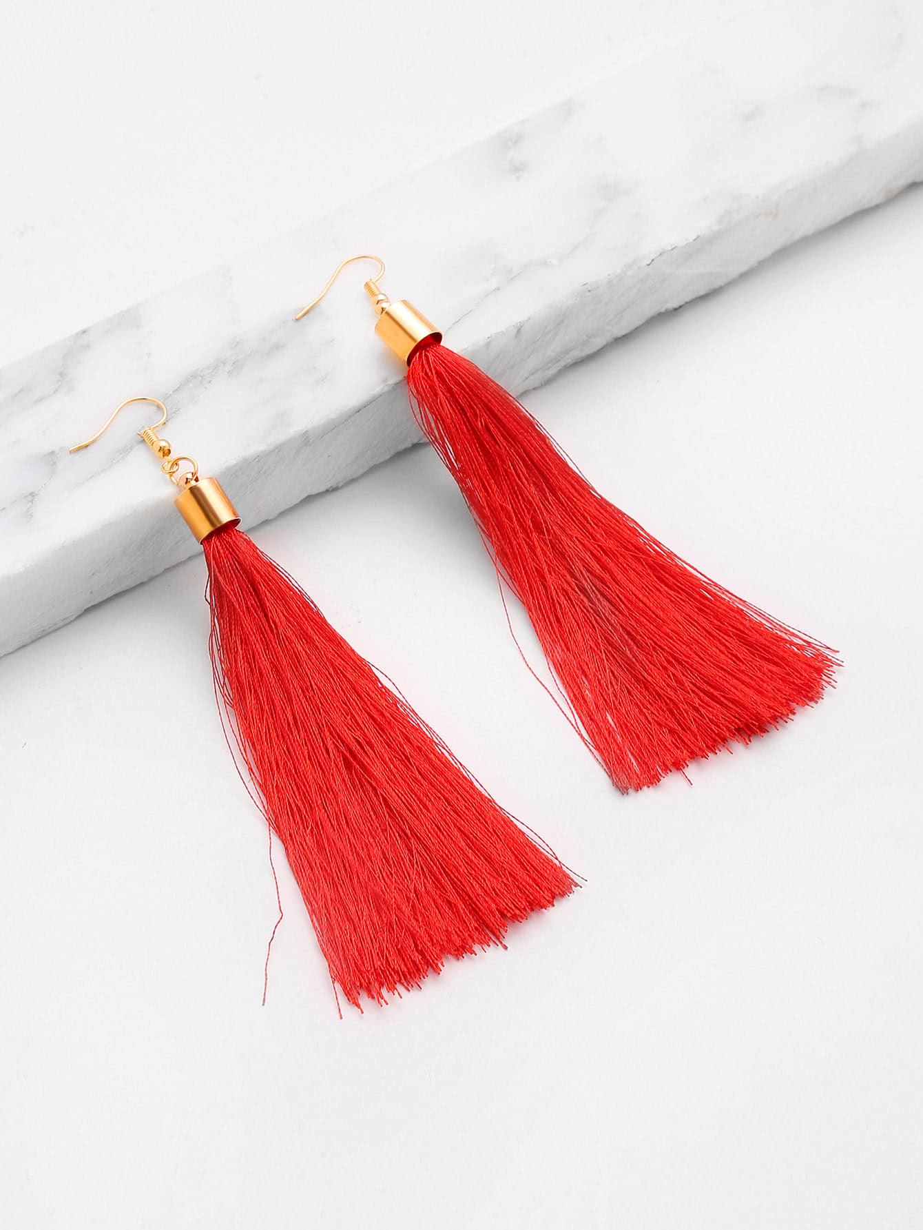 Cute Tassel Drop Earrings 2017 designer women bag leather handbags bucket shoulder bags ladies crossbody bags large capacity women shopping handbag bolsa