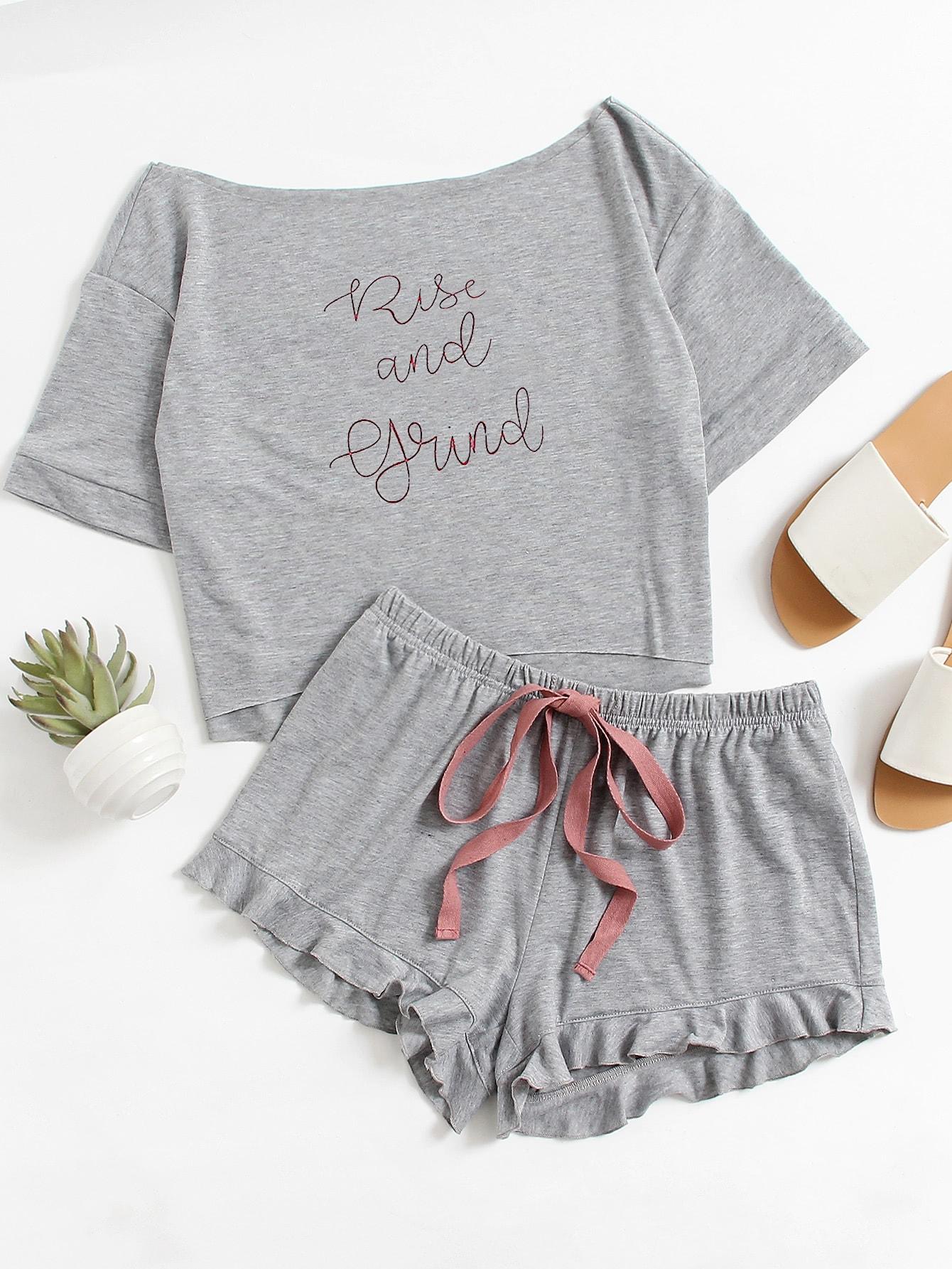 Женская пижамка | Shein