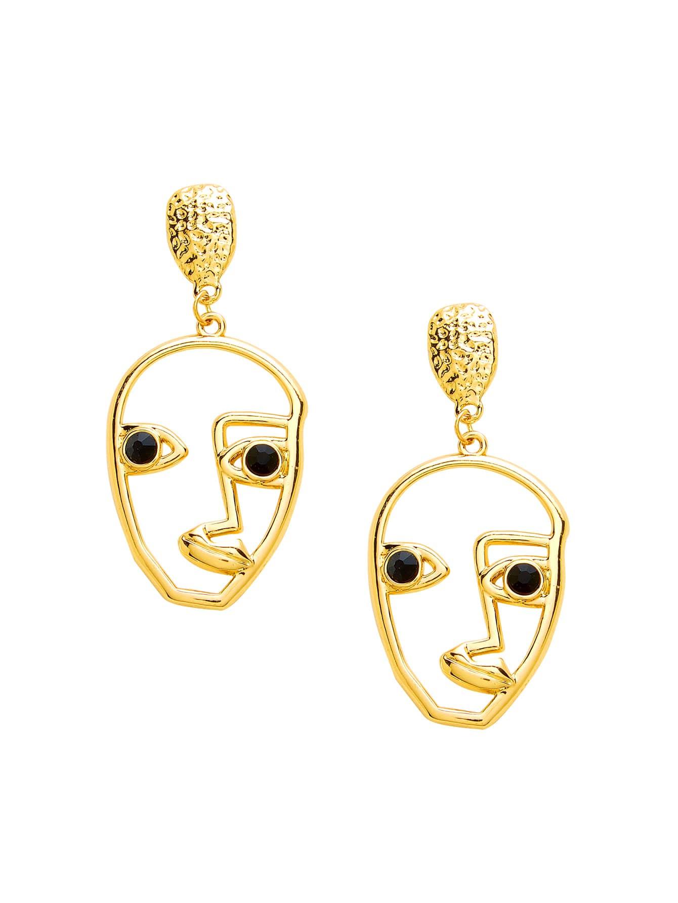 Open Face Drop Earrings 6902 full zro2 ceramic deep groove ball bearing 15x28x7mm open type p5 abec5