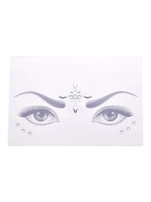 Acrylic Makeup Eye Sticker