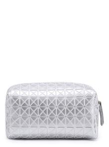 Geometric pattern Cosmetic Bag