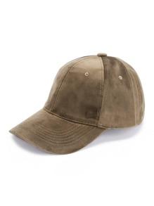 Velvet Baseball Cap