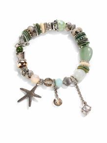 Beads Armband mit Seestern