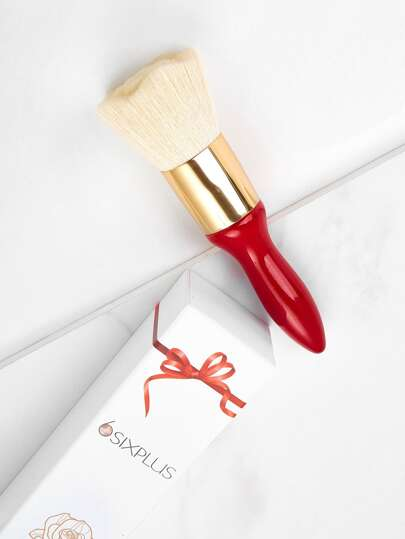 Flower Shaped Powder Brush