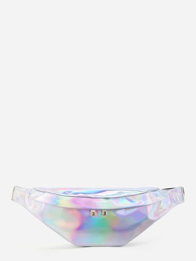 Iridescent Waterproof Bum Bag