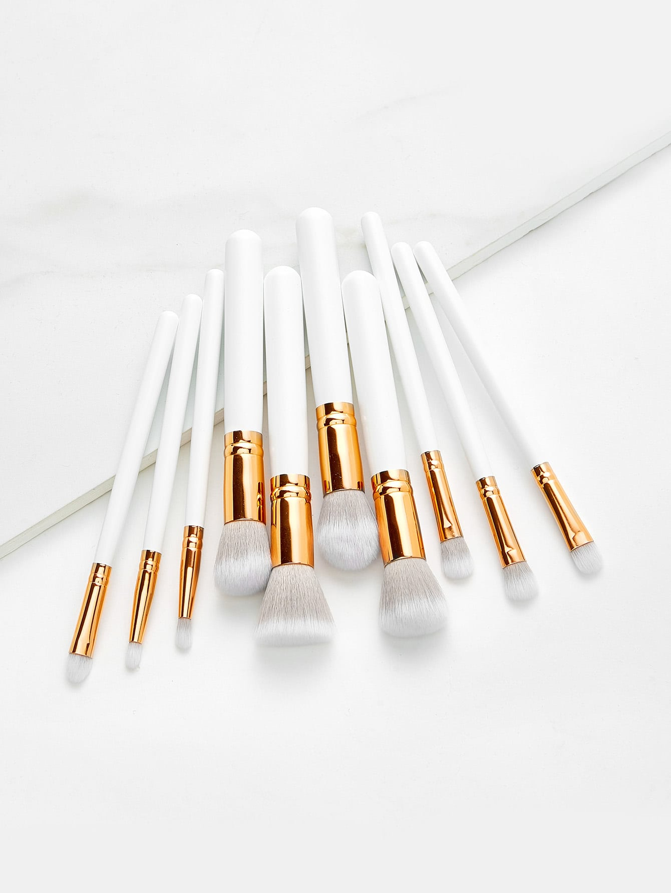 Delicate Cosmetic Brush 10pcs delicate cosmetic brush 10pcs