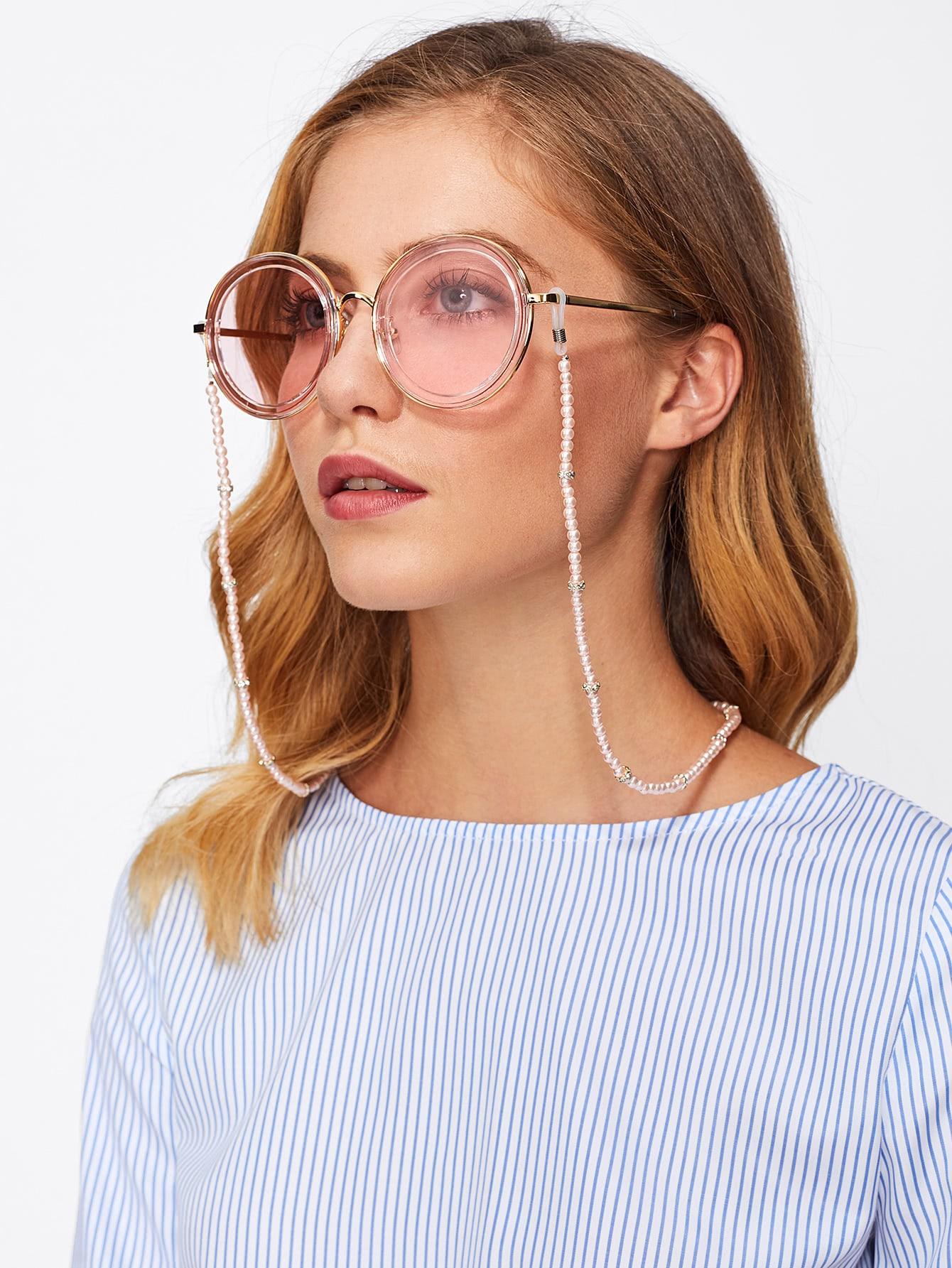 Beaded Design Glasses Chain