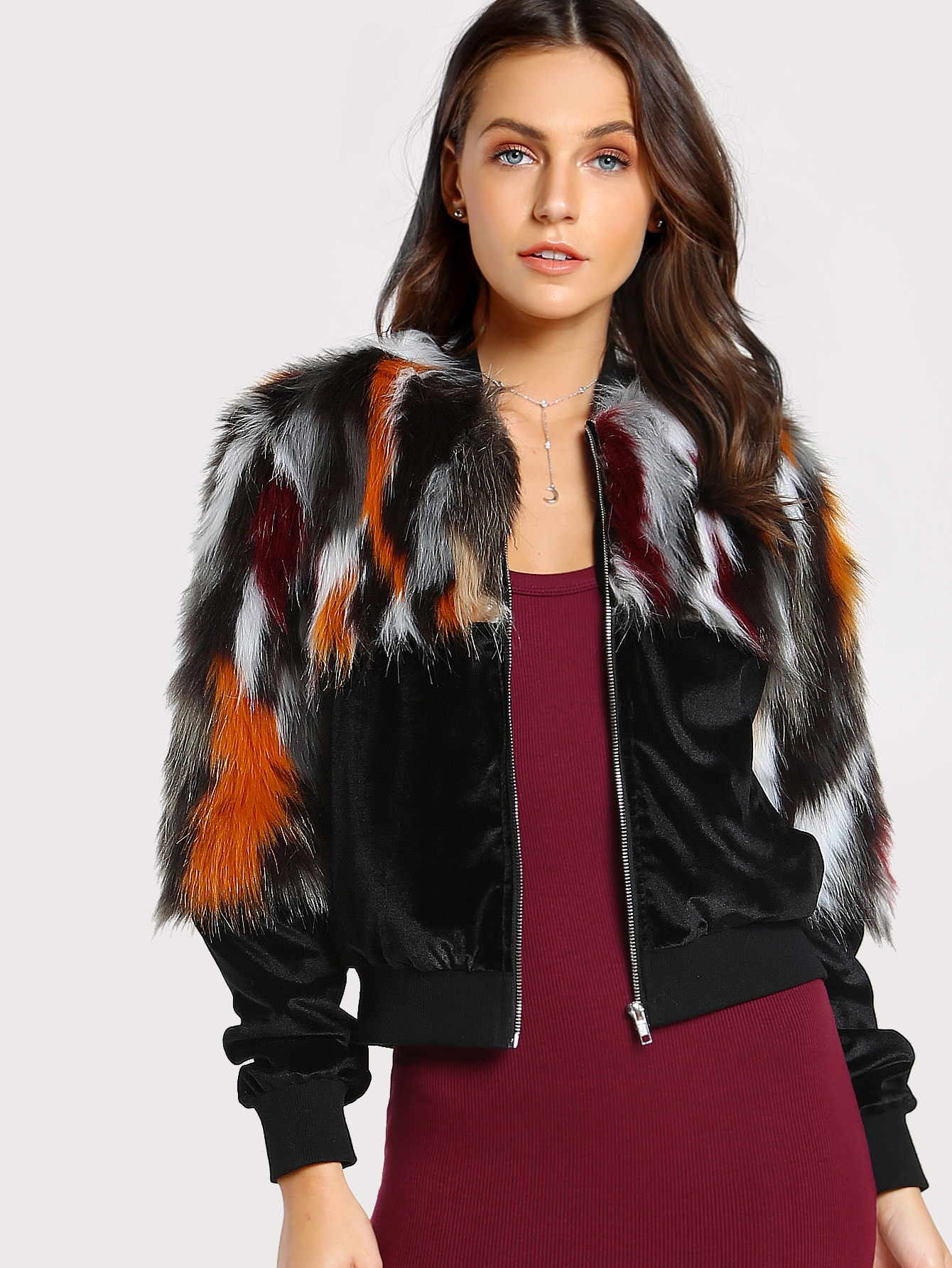 Find great deals on eBay for colorful faux fur coat. Shop with confidence.