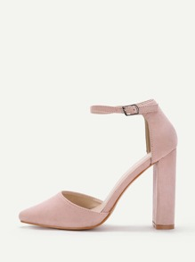 Sandali con tacco