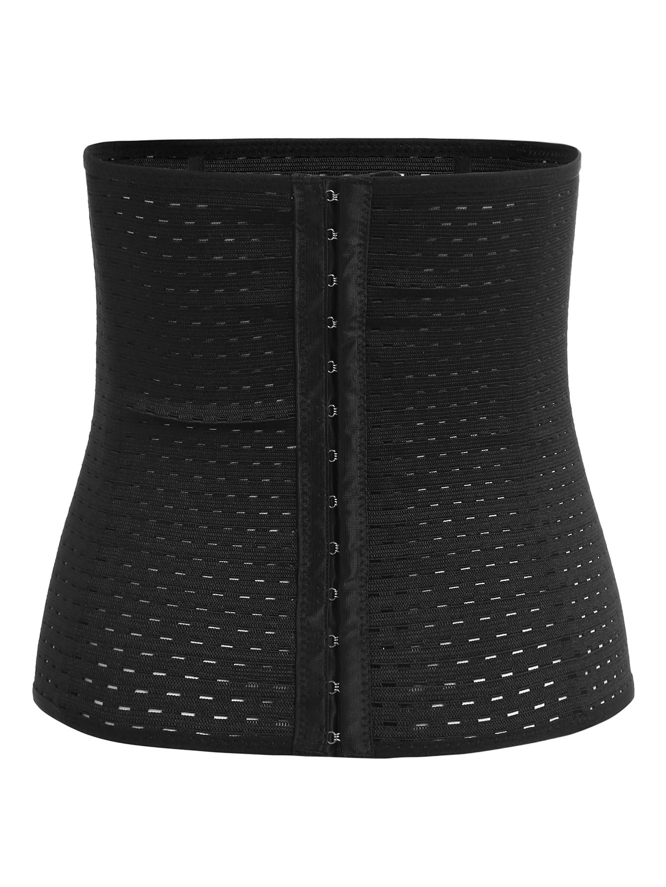 Hook Front Stretch Corset