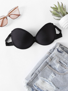 Push Up Strapless Bra