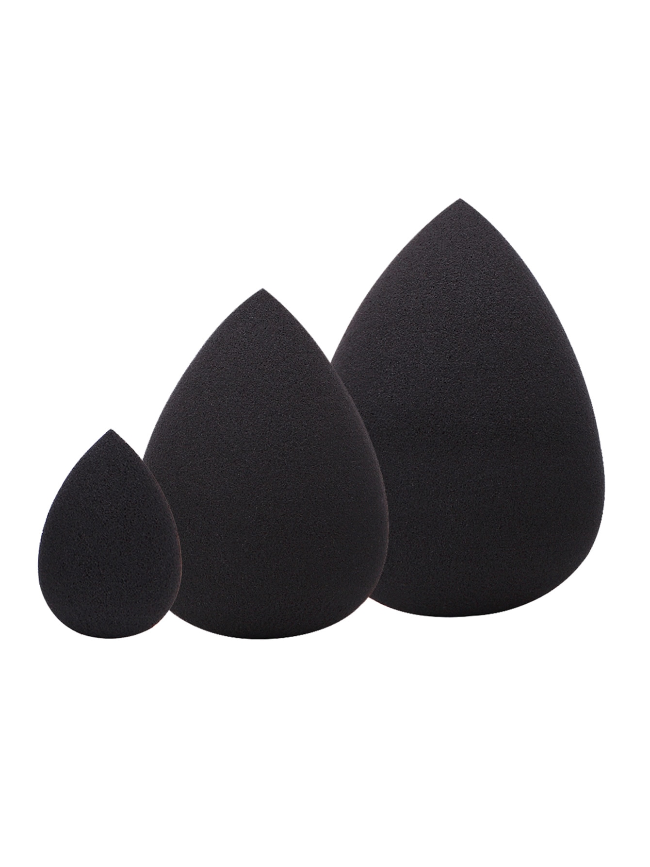 Water Drop Shaped Makeup Puff 3pcs