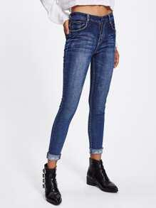 Jeans moulant